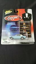 Johnny Lightning 007 40th Anniversary Ford Mustang convertible