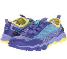 New Merrell Hydro Run Water Shoes 6.5 M Big Kids Blue Yellow Neon