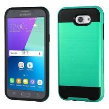 Housses et coques anti-chocs verts Pour Samsung Galaxy J3 pour téléphone mobile et assistant personnel (PDA)
