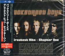 BACKSTREET BOYS-GREATEST HITS-CHAPTER ONE-JAPAN CD SPECIAL EDITION  F37