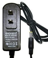 EPSON PowerLite 585W 1945W WXGA Projector AC power supply cord cable charger