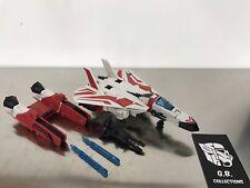 Transformers RID Classics Jetfire Voyager Class 100% Complete