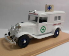 Ambulances miniatures Eligor 1:43