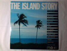 LP The Island story 2lp U2 ROXY MUSIC JETHRO TULL TRAFFIC BOB MARLEY GRACE JONES