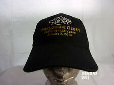EverQuest Next World Wide Debut Black Hat Cap Strapback  (A)