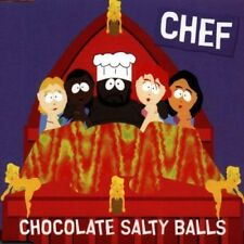 Chef-Chocolate Salty Balls -Cds-  (UK IMPORT)  CD NEW