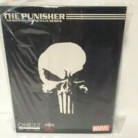 """IN STOCK! Mezco ONE 12 COLLECTIVE Netflix Punisher 6"""" figure FREE PRIOIRITY SHIP"""