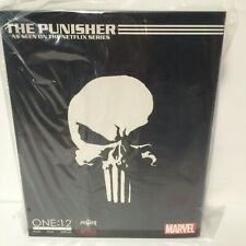 "IN STOCK! Mezco ONE 12 COLLECTIVE Netflix Punisher 6"" figure FREE PRIOIRITY SHIP"