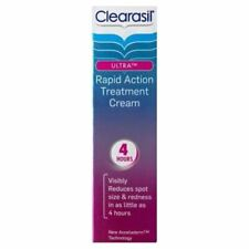 8 x Clearasil Ultra Rapid Action Treatment Cream 25ml USE BY DATE 07/2014 - NEW