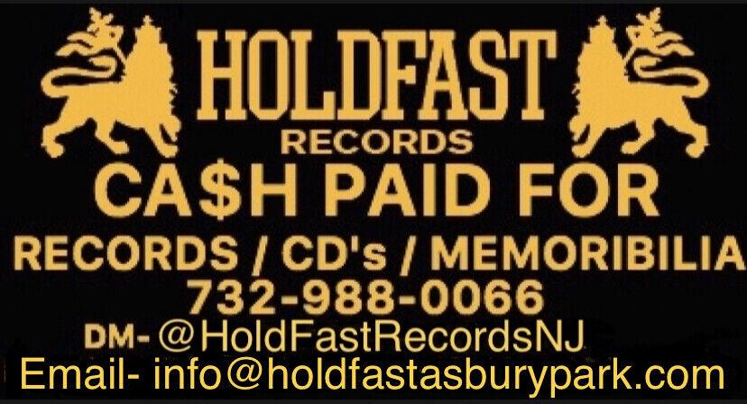 HoldFast Records NJ
