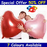 "LARGE 32"" LOVE HEART FOIL BALLOON. WEDDING VALENTINES BIRTHDAY PARTY BALOONS NEW"