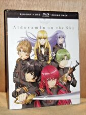 Alderamin On The Sky (Blu-ray/DVD, 2017, 4-Disc) NEW anime