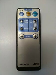 JVC RM-RK31 Infra Red Remote Control for select JVC Car Stereos