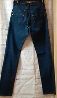 Rock & Republic BERLIN Embroidered Straight Leg Jeans Women's W 28 L 31 Size 6 M