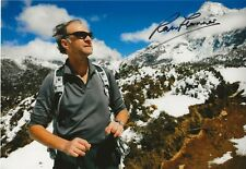 More details for 12 x 8  hand signed ranulph fiennes (a) - aftal coa  - undedicated