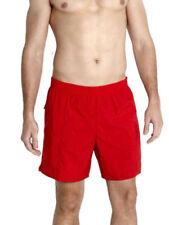 Ropa de baño de hombre rojos Speedo