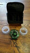 3/5  Cassette Reel Green