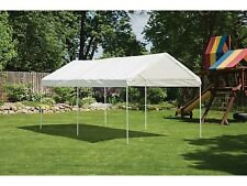 ShelterLogic 10' X 20' MAX AP Canopy 6 Legs Model 25757 Complete System