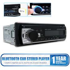 Autoradio FM.Stereo x auto.Legge penna USB,SD,AUX,radio,telecomando,display led