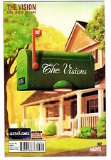 VISION # 2 2016 VF/NM VIV VIN VIRGINIA MIKE DEL MUNDO COVER KING WALTA