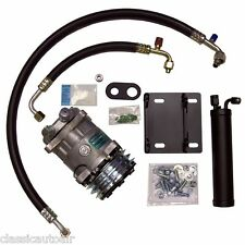66 FORD MUSTANG V8 Hi-Performance AC Compressor Upgrade Kit A/C Air Conditioning