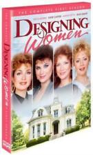 Designing Women The Complete First Season 4 Discs 2009 Region 1 DVD