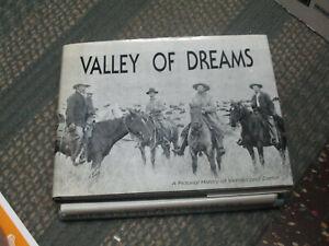Valley of Dreams: Pictorial History of Vernon & District, Canada, 1992 hardback