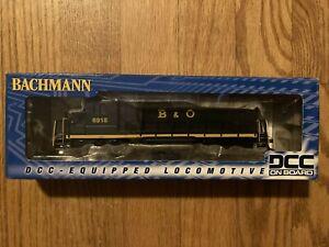 Bachmann 60805 GP 30 B & O Diesel Locomotive Model Train Engine HO Scale DCC