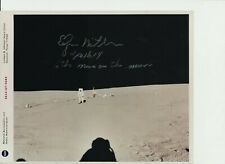 """New ListingAstronaut Edgar Mitchell signed photo in person """"Moonwalker"""""""