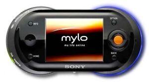 "Sony Mylo Personal Communicator COM-1 2.4"" LCD-Black"