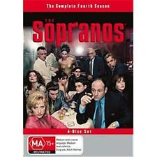 The Sopranos : Season 4 (DVD, 2003, 4-Disc Set) NEW