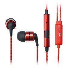 SoundMAGIC E80S Intrauricular Cancelación auriculares micrófono Rojo
