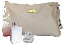 Chloe Signature 5ml EDP & 30ml Perfumed Body Lotion & MakeUp Bag Mini Set of2