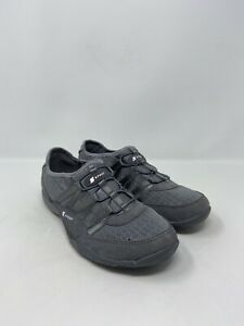 Skechers Sport Memory Foam Comfort Slip On Shoes Womens Size 5.5 Gray