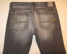 Chip & Pepper Jeans Pamela Bootcut Sz 28 Gray Distressed w Stretch
