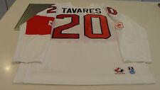 Team Canada 2014 Sochi Winter Olympics Hockey Jersey M White John Tavares