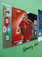 Champions League Top Master Ribery München Topmaster  Panini Adrenalyn 13 14