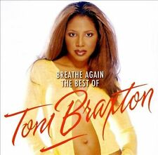 Breathe Again: The Best of Toni Braxton by Toni Braxton (CD, May-2009, Camden)