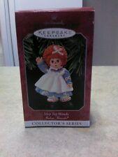 Madame Alexander Mop Top Wendy Hallmark Keepsake Ornament  1998