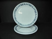 Corning Corelle Old Town Blue Dinner Plates (Set Of 4 ) ..