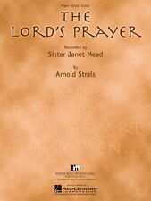 The Lord's Prayer Sheet Music Piano Vocal Sister Janet Mead NEW 000352289