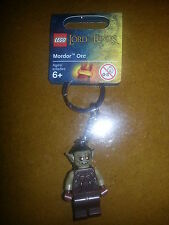 LEGO 850514 - Lord of the Rings Mordor Orc Minifigure Keychain / Keyring