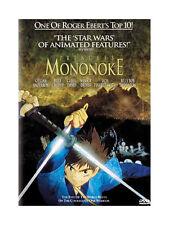 Princess Mononoke (Dvd, 2000) Hayao Miyazaki