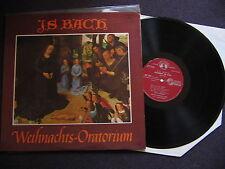 LP BACH / ORCHESTRE VIENNE / SWAROWSKY - WEIHNACHTS-ORATORIUM / excellent état
