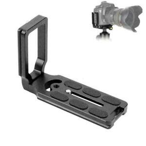 Universal MPU-105 Quick Release L Plate Bracket For Canon U7K2 F7E5 Nikon I1O5