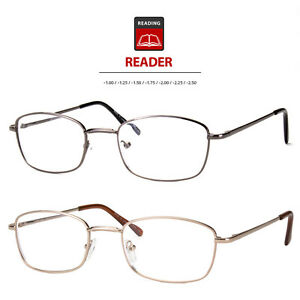 Nearsighted Reading Metal Glasses For Distance Myopia Negative Power  0.50
