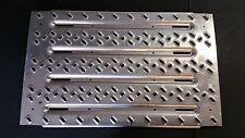 "Universal Aluminum Semi Truck Deck Plate 32"" X 20.5"""