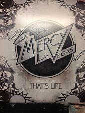 Have Mercy Las Vegas - That's Life (2014) NEW Scottish Indie Folk CD