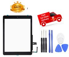 Para Ipad 2018 6th generación A1893 A1954 Pantalla Táctil Digitalizador Repuesto Negro + IC