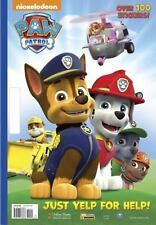Just Yelp for Help! (PAW Patrol) by Golden Books in Used - Like New